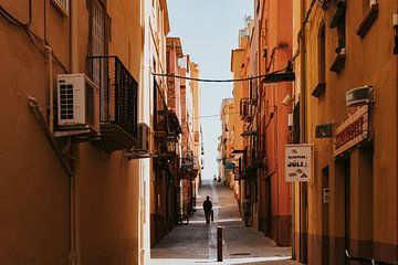 Palamós, Costa Brava, Spanje von Manon Visser
