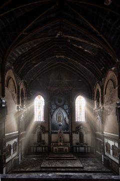 De verborgen kerk sur Rens Bok