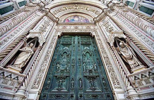 De deuren van de Duomo von Johan Wouters