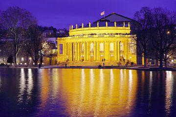 Staatstheater Stuttgart van Patrick Lohmüller