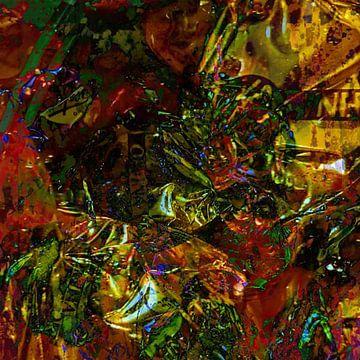 Glanzende Kleurtjes van Wil Meijer-Kal