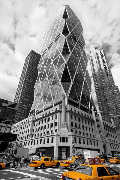 New York   Hearst Tower