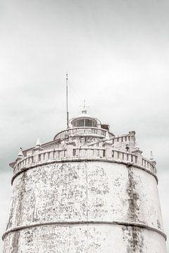 Leuchtturm der minimalistischen Fotografie von Art By Dominic
