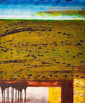 Weide met patroon van Klaus Heidecker
