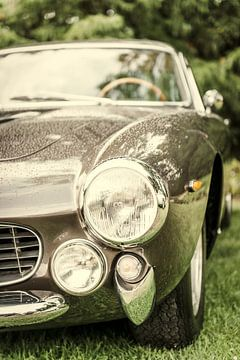Ferrari 250 GT Berlinetta Lusso Voiture italienne classique des années 1960 sur