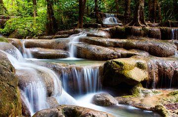 Erawan National Park van Jaap van Lenthe