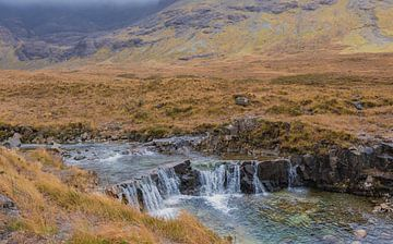 Fairy Pools , Isle of Skye van Wim Mourits