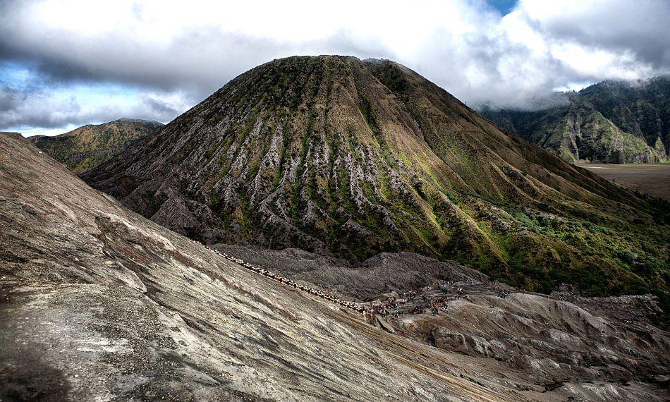 Bromo vulcano van Antonio Correia
