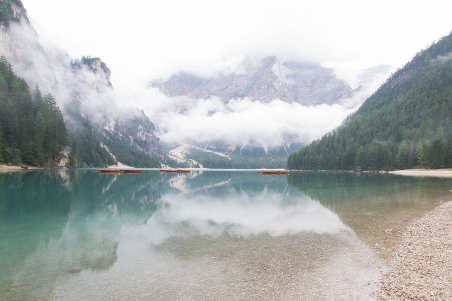Der Pragser wildsee von Leanne lovink