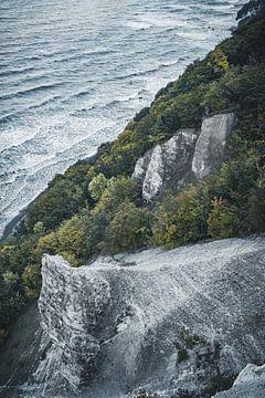 Kreidefelsen Rügen von Sebastian Witt