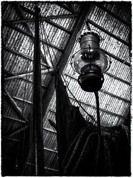Scheepslamp. van PictureWork - Digital artist