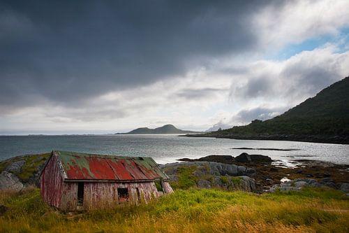 Lofoten Noorwegen van