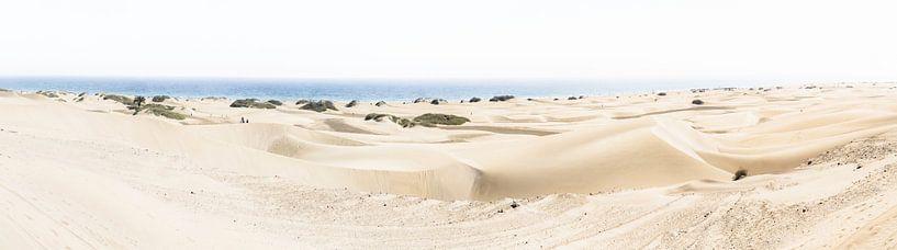 Maspalomas - Gran Canaria van Yvette Bauwens