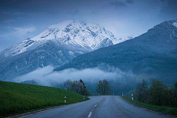 Alpine Road Trip