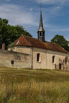 Kapel van de Heilige Anna op het Franse platteland