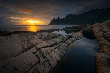 Tugeneset rocky coast sur Wojciech Kruczynski