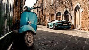 Lamborghini 'Passione Italia' I van Dennis Wierenga