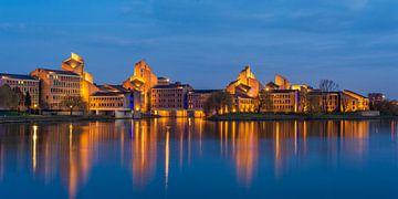 Panorama: Die Regierung, Maastricht von Bert Beckers