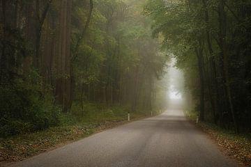 Onderweg op eenzame paden van Andreas Kilian