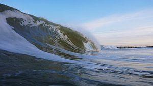 Holle Noordzee Golf van Erwin de Visser