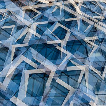 Blau von Johanna Blankenstein