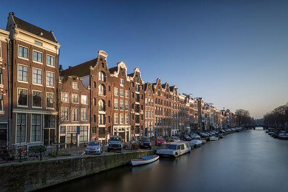 Zonnige Keizersgracht - Amsterdam