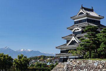 Matsumoto kasteel van