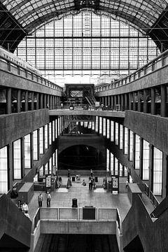 Station Antwerpen von Bob Bleeker
