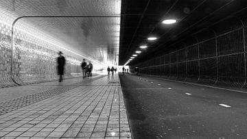 het leven is niet zwart wit van Mike Bot PhotographS
