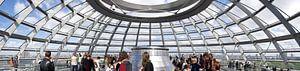 Rijksdag Berlijn (Panorama)