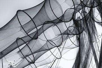 Fischernetze von Johanna Blankenstein