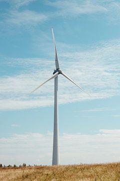Holländische Windmühle von Photography by Cynthia Frankvoort
