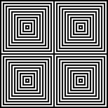 Genesteld in het centrum 02x02 N=10 W van Gerhard Haberern