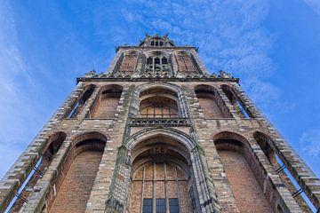 Kijk omhoog - DomToren van Thomas van Galen