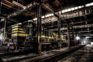 Vergeten treinen