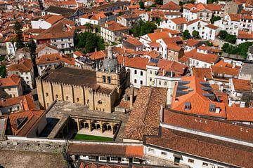 Vue sur les toits de Coimbra sur Urban Photo Lab