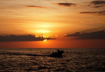 Sunset van Dora van der Sande