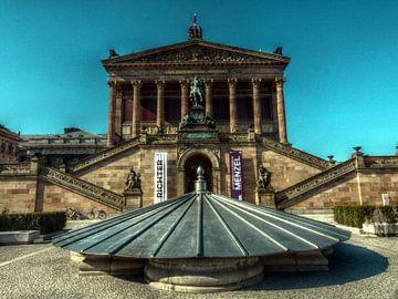 Alte Nationalgalerie van Marc J. Jordan