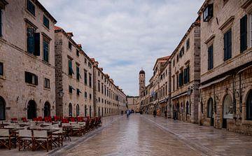 Dubrovnik, Kroatië van Adelheid Smitt