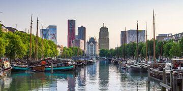 Haringvliet / Oude Haven Rotterdam  von Sylvester Lobé