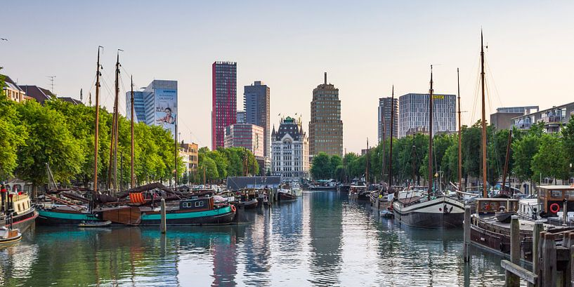 Haringvliet Oude Haven Rotterdam Van Sylvester Lobé