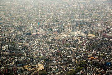 Amsterdam centre sur Melvin Erné
