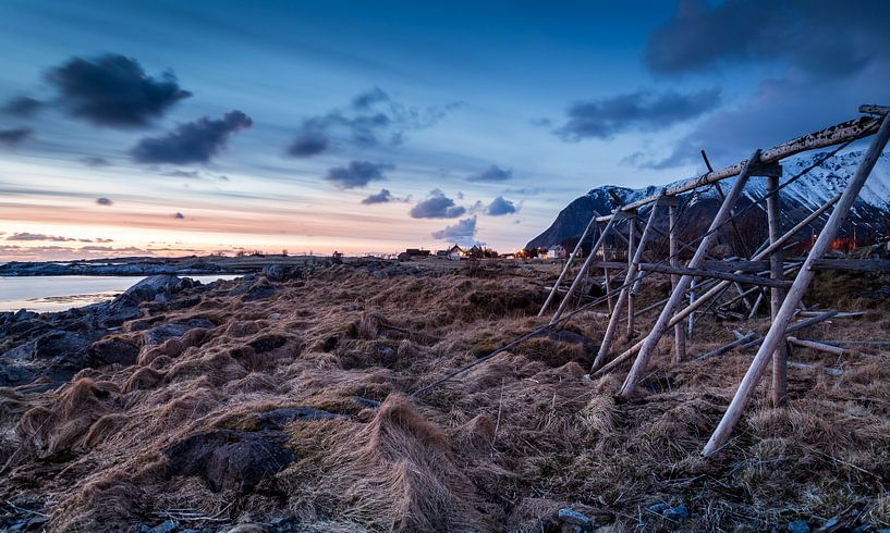 Norway Beach 2 van Tom Opdebeeck