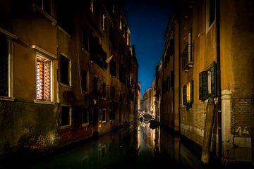 Venice by night sur Gerard Wielenga