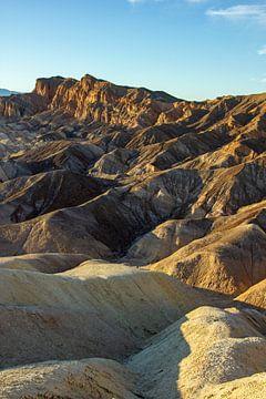Death Valley Mountains, Kalifornien, Amerika von Discover Dutch Nature