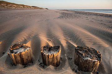 Strand Burgh Haamstede von Arjan Keers