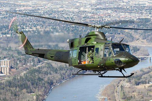 Koninklijke Canadese Luchtmacht CH-146 Griffon van Dirk Jan de Ridder