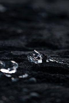 Eis im Sand von Bastis photos