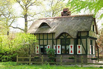 Kleine Cottage van Wilma Overwijn