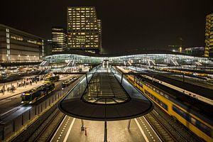 Station Utrecht Centraal. van